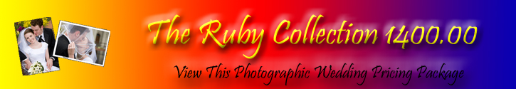 The Ruby Wedding Photo Collection