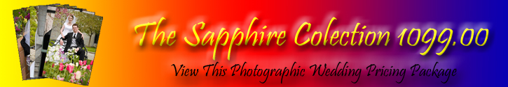 The Sapphire Wedding Photo Collection