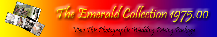 The Emerald Wedding Photo Collection